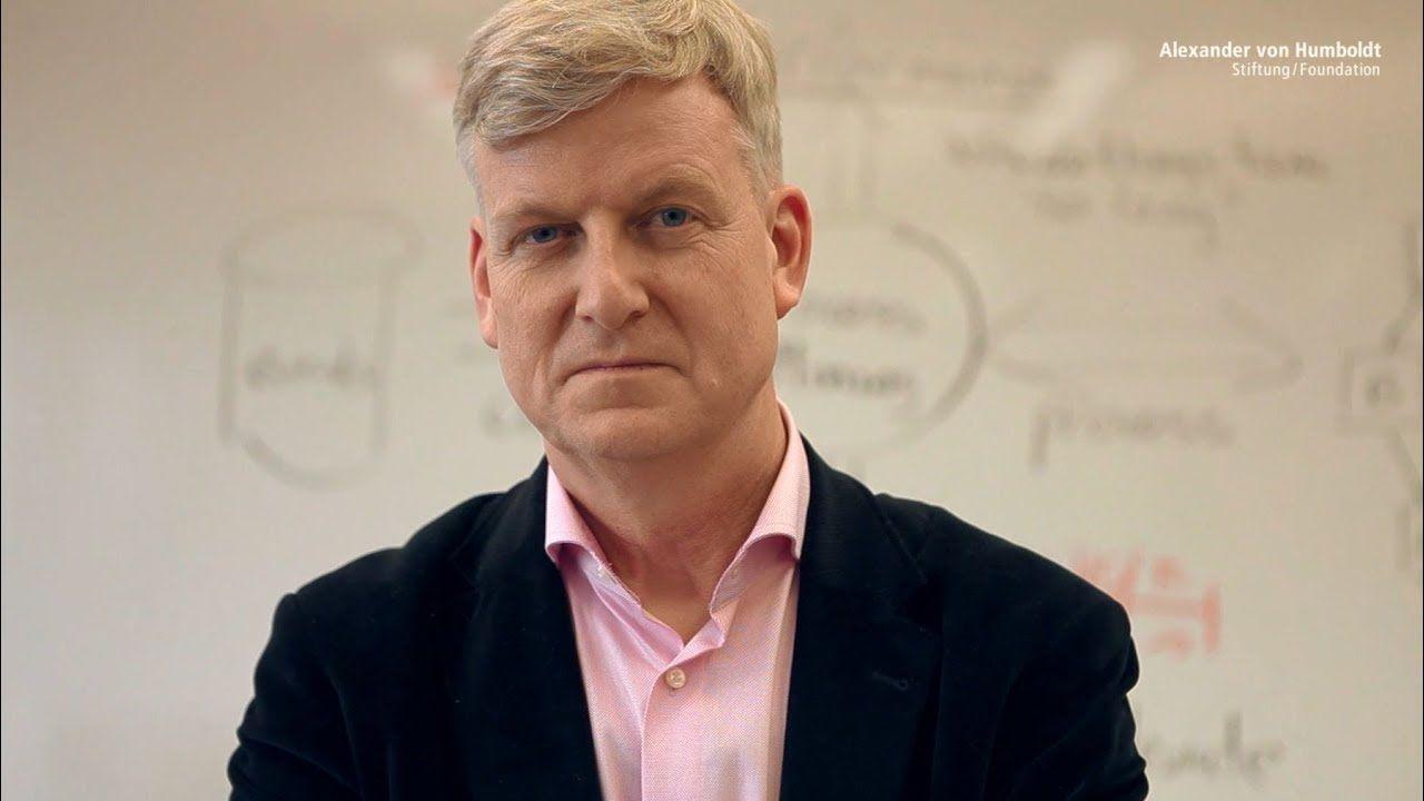 Alexander von Humboldt-Professur, Teil 1: Wil van der Aalst | Von ...