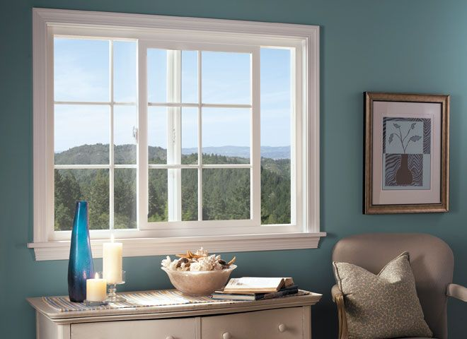 Encompass By Pella Windows Give You The Vinyl Look You Desire While Providing Energy Efficiency And More Durability Tha Window Cost Triple Pane Windows Windows