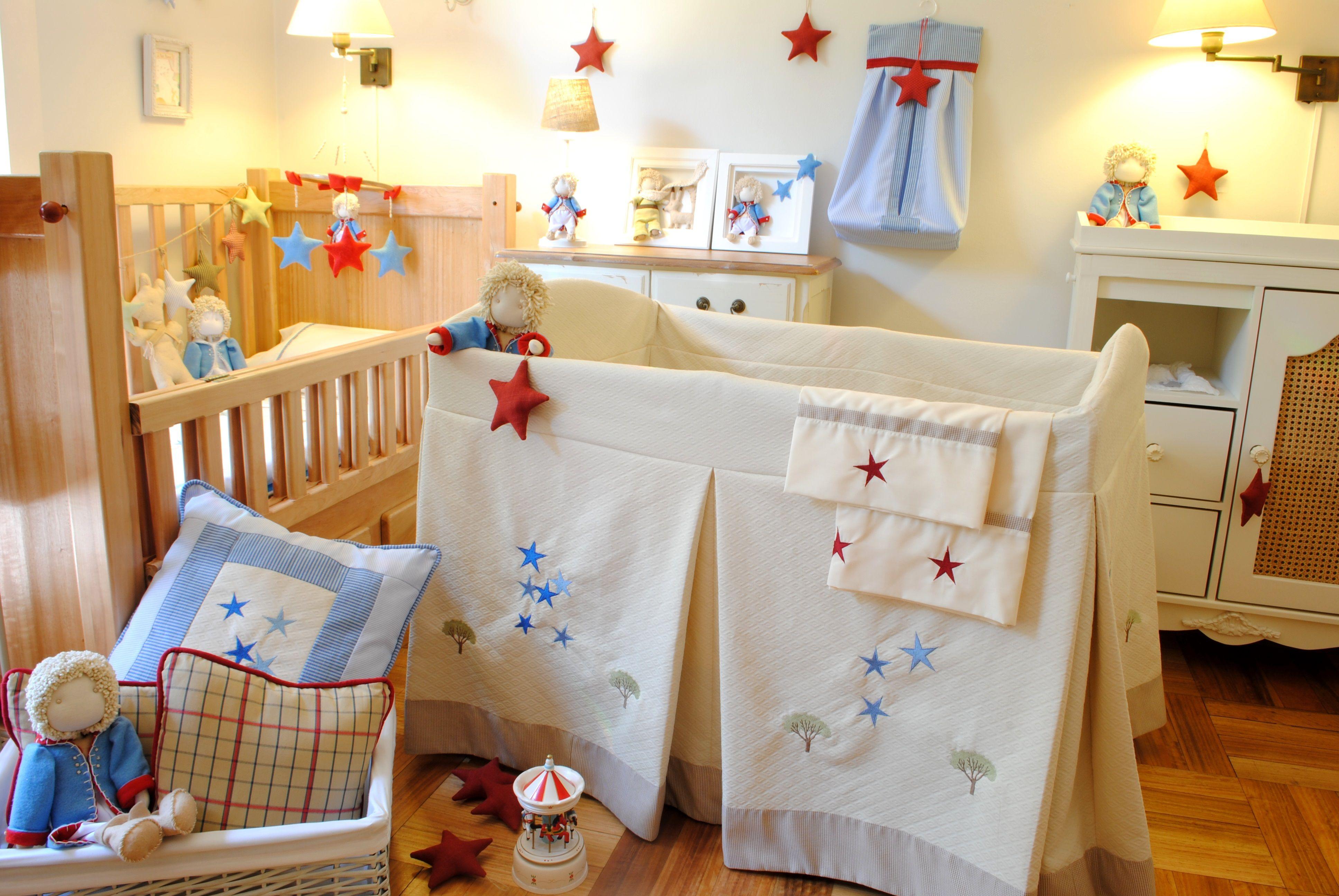 Decoracion Infantil El Principito Baby Boy Roomsroom