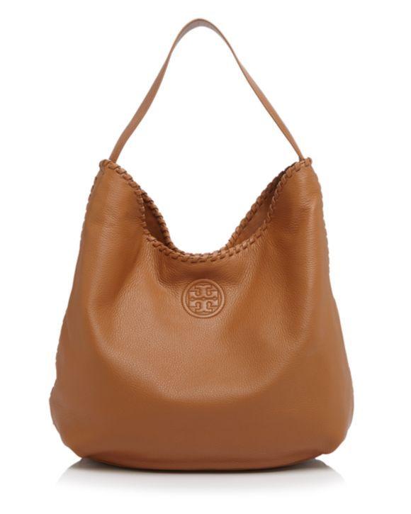 Tory Burch Marion Hobo Bloomingdales S Purses Handbags Bags