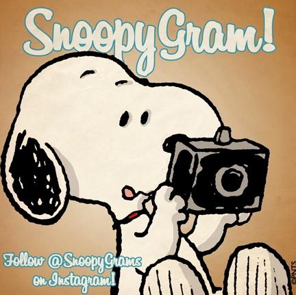 SnoopyGram!