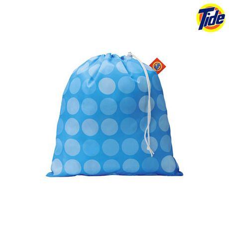 2 Pack Tide Fresh Odor Eliminating Laundry Travel Bags Travel