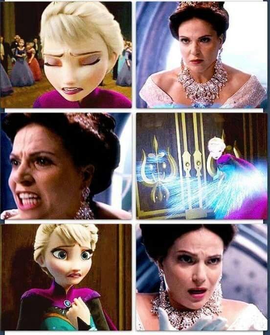 Ouat Regina Elsa