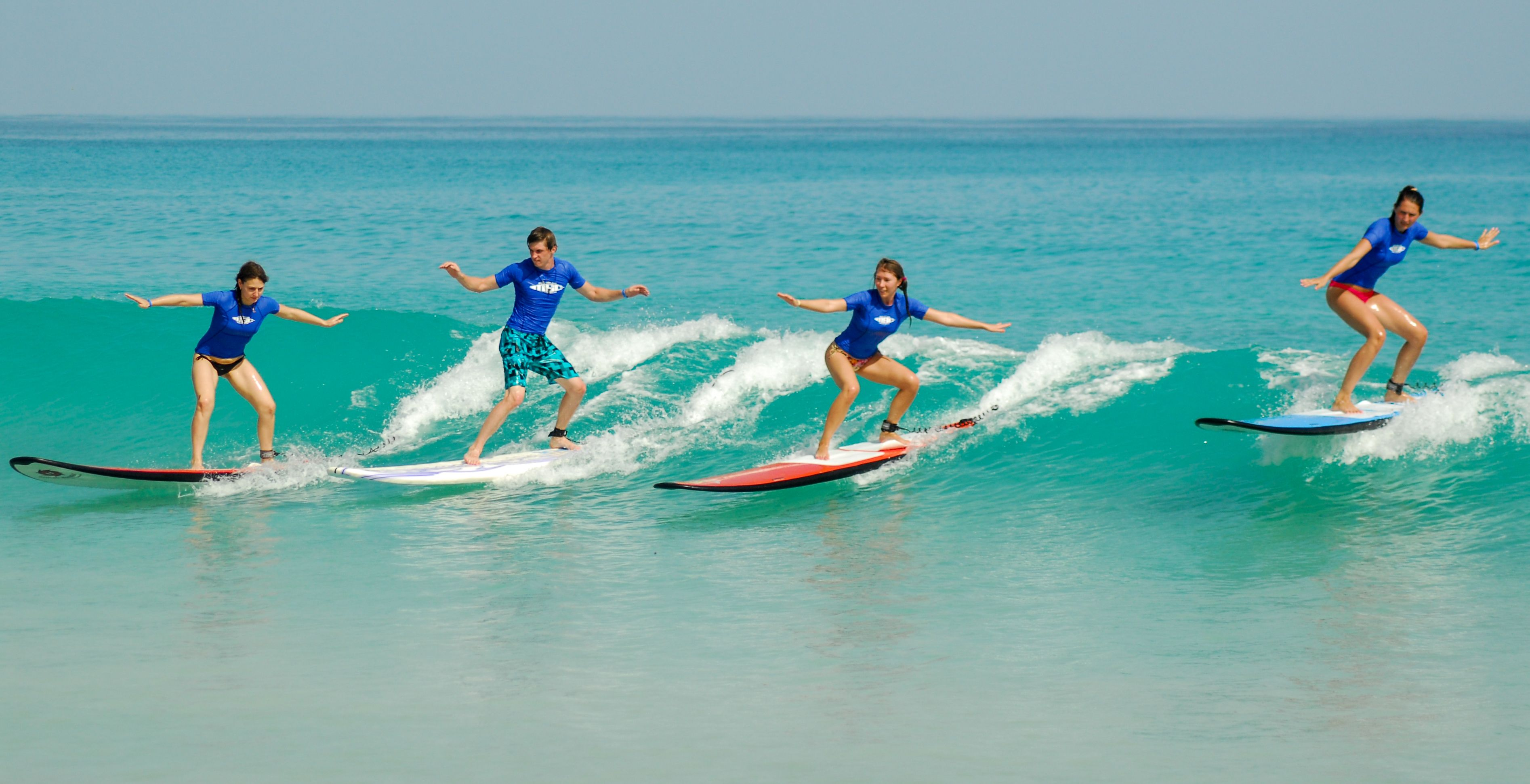 Surf Lessons Outdoors Adventure Surfing Surf Camp