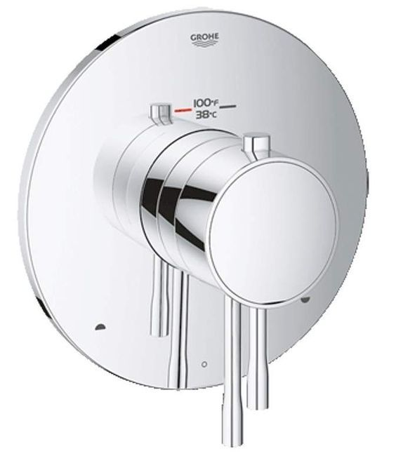 Grohe 19 988 Essence Thermostatic Valve Trim With Integrated