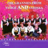 The Grannies From Svoge and Svidnya [CD]