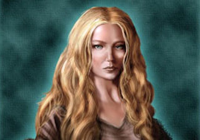 10 Awesome Game of Thrones Characters That Aren't On the Show - Val is a Wilding girl, and the sister of Dalla (Mance Rayder's wife).