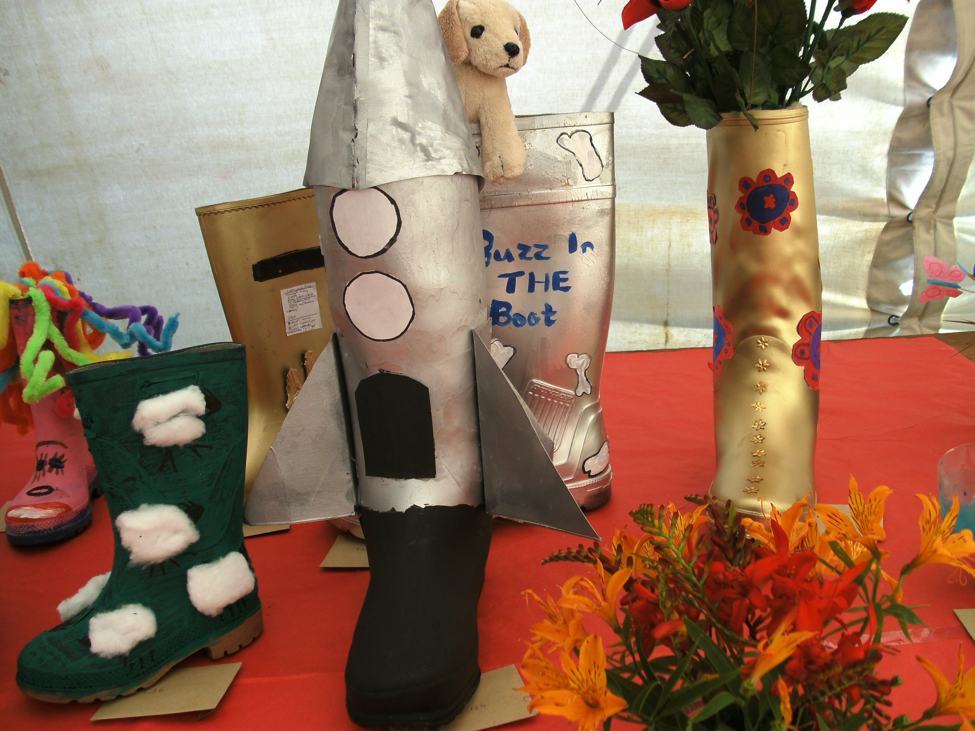 Decorated Wellington Boots Billingsblessingbags Org