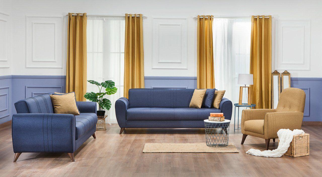Pin By Rapsodi Yatak Odasi Takimlari On Malta Midi Koltuk Takimi Lacivert Decor Furniture Home Decor