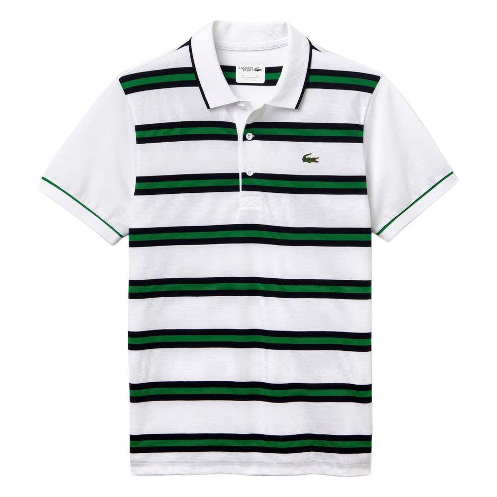 713ba307 Pin by Yan Pan on t shirt in 2019 | Polo shirt white, Lacoste polo ...