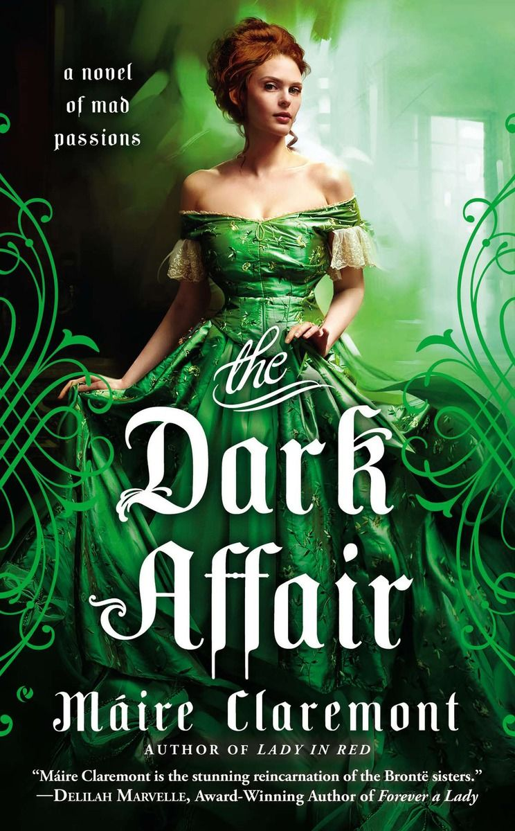 Maire Claremont - The Dark Affair / #awordfromJoJo #HistoricalRomance #MaireClaremont