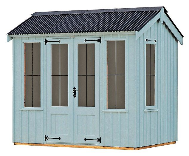 buy wades lantern national trust by crane lavenham summerhouse x from our garden pods summerhouses range at john lewis free delivery on orders over - Garden Sheds John Lewis