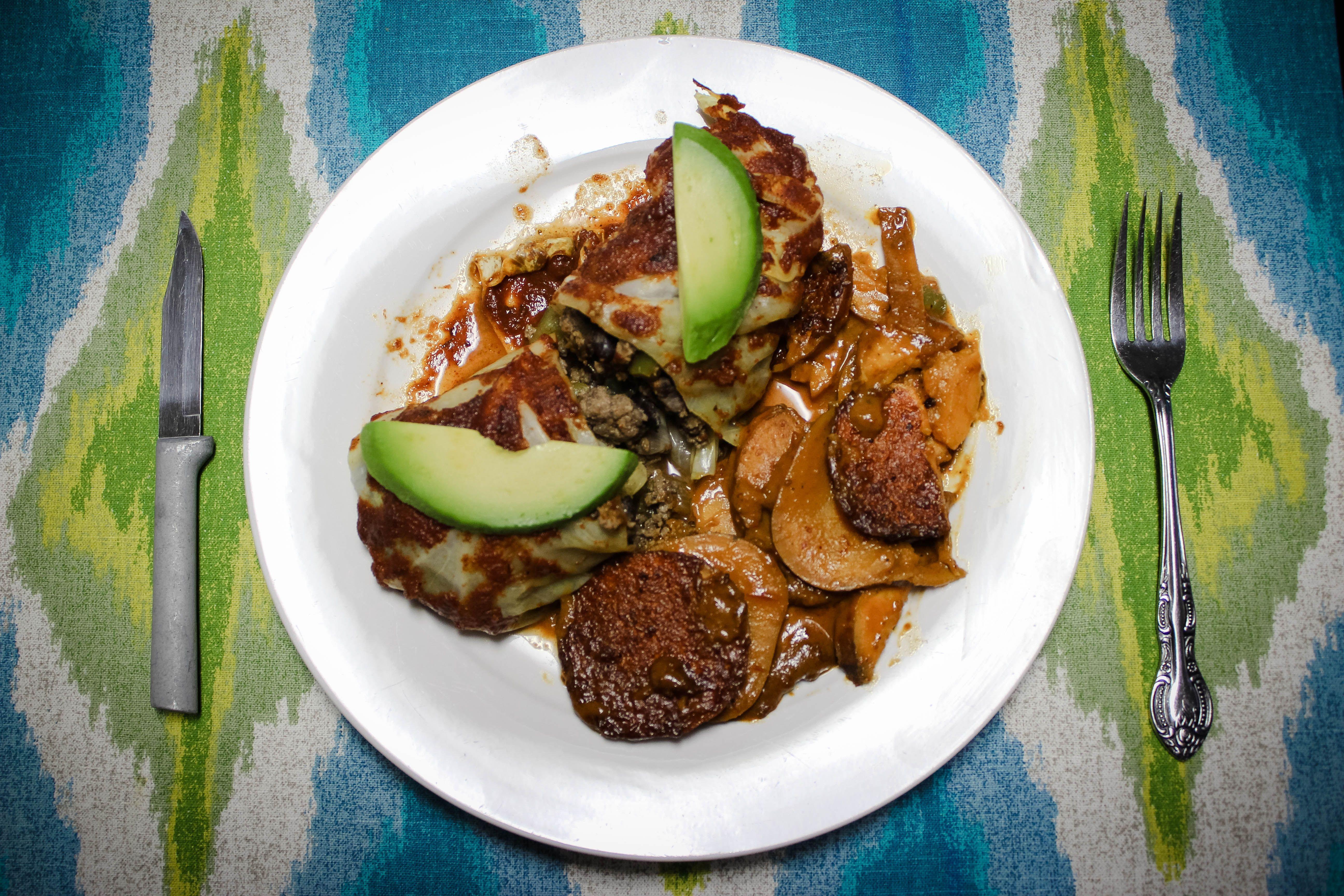 Paleo Beef Enchiladas | Faithfully Healthy