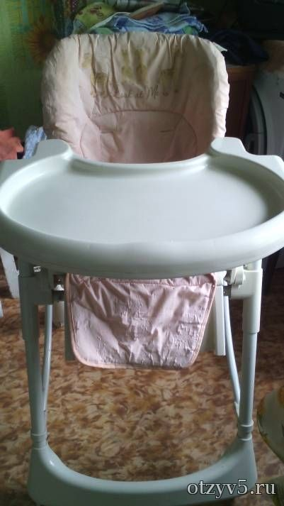 стульчик для кормления Happy Baby Kevin отзывы отзывы обычных