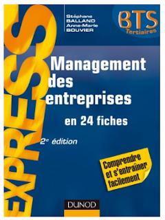 Management Des Entreprises En 24 Fiches Pdf Gratuit Genie Mecanique