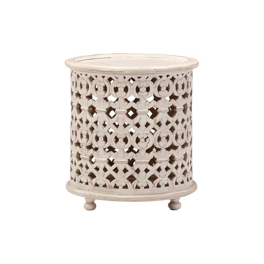 Contemporary White Round End Table Marguerite Rc Willey Furniture Store End Tables Table White Round Coffee Table [ 1000 x 1000 Pixel ]
