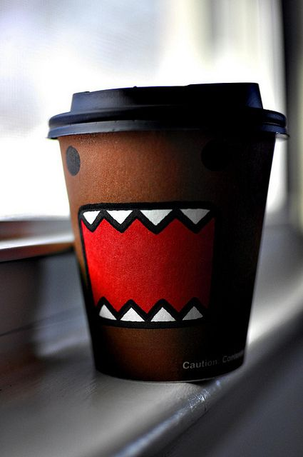this makes me even more desperate for coffee domo pinterest