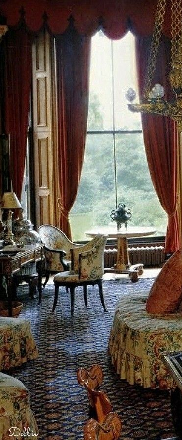 Chatsworth House Interior Layout: Chatsworth House ~ Debbie (With Images)