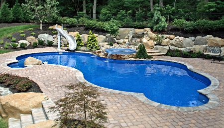 Above Ground Pool Shapes Sizes And Prices Ground And