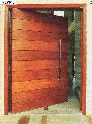 Tipos De Portas Modernas E Estilosas Tipos De Portas Porta Da Frente Moderna Portas De Madeira