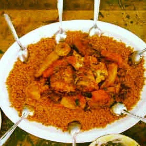 Comment africulture said senegalese cuisine africa for Cuisine senegalaise