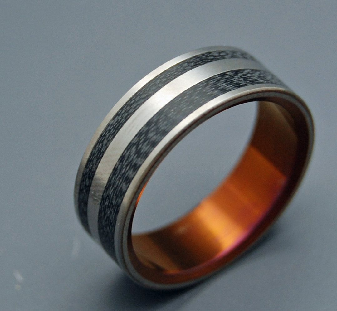 Wedding Rings, Titanium Rings, Wood Rings, Mens Rings, Titanium Wedding  Bands,