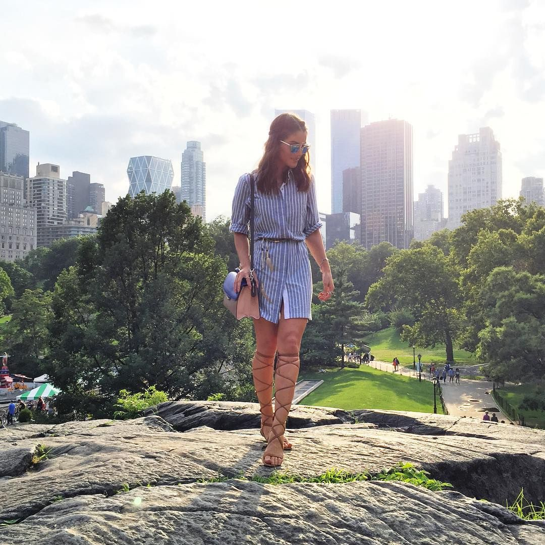 "Camila Coelho no Instagram: ""Beautiful and relaxing Saturday! #nyc -------- Sábado lindo e relax!"""