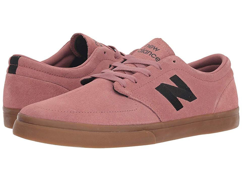 1931be8e98977 New Balance Numeric NM345 (Rose/Gum) Men's Skate Shoes. The fit and ...
