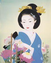 d20c5cfca8 New diamant mosaïque diamant broderie perles japon femmes huile ...