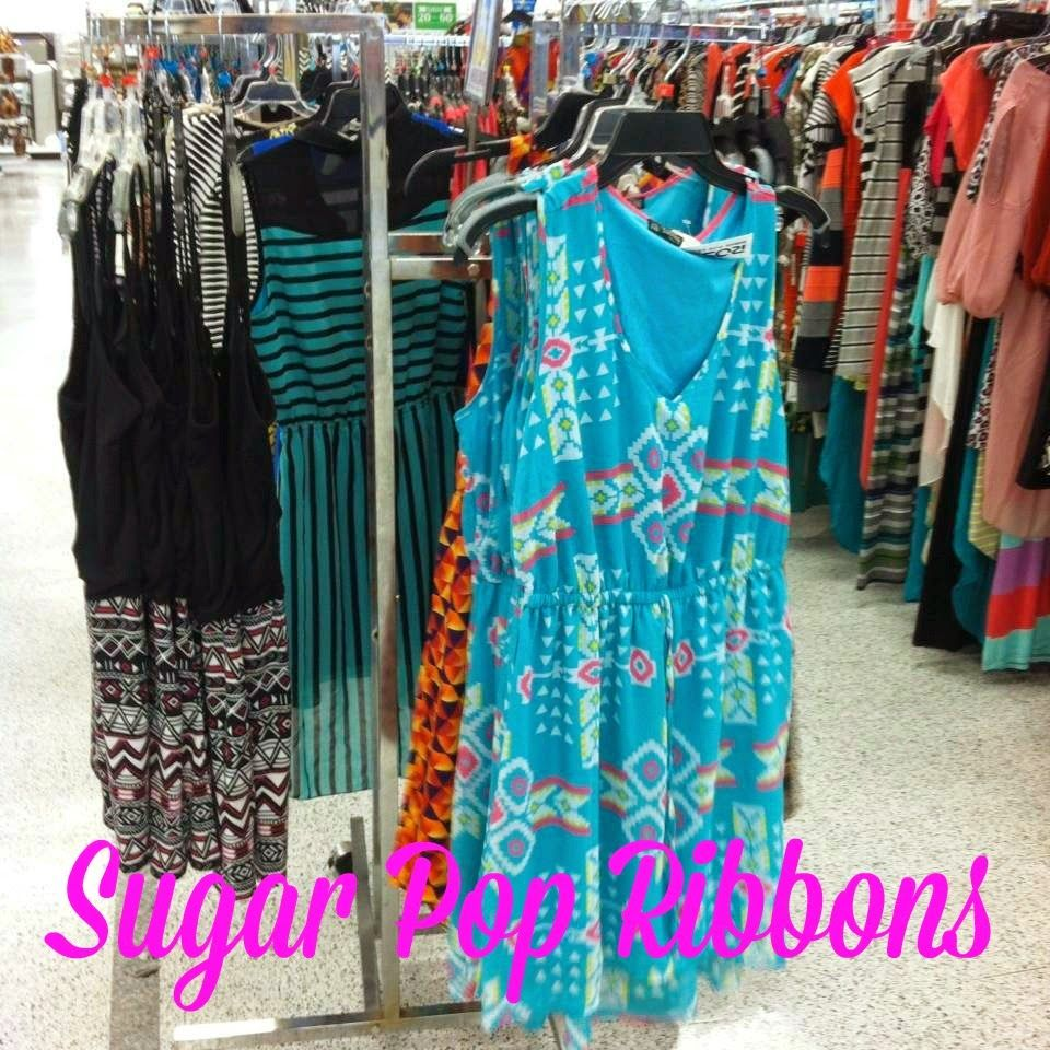 Sugar Pop Ribbons Reviews and Giveaways: Ross Dress for Less ...