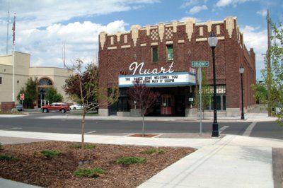 Blackfoot Idaho Business Nuart Theatre Blackfoot Chamber Of Commerce Hometown Pinterest