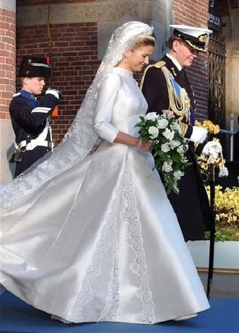 The Civil Wedding Ceremony Of Crown Prince Willem ...