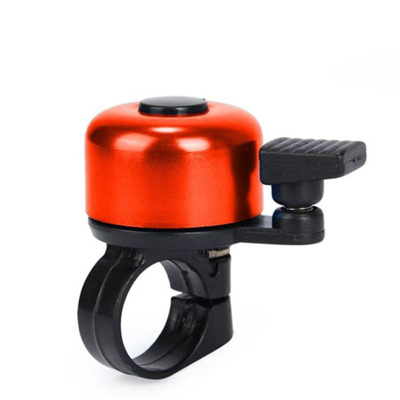 Hot Bike Bicycle Handlebar Bell Metal Loud Horn Ring Safety Sound Q Bell 6 color