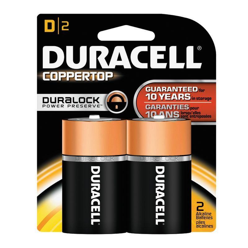 Duracell Dmn1300b2z Coppertop D Battery Package Build Com Duracell Alkaline Battery Batteries