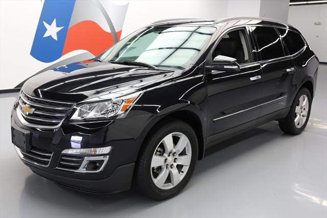 2013 CHEVY TRAVERSE LTZ 7 PASS LEATHER NAV REAR CAM 37K $23 480