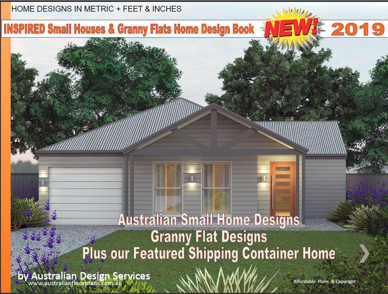 1 2 Bedroom Small And Tiny House Plans Granny Flats Etsy