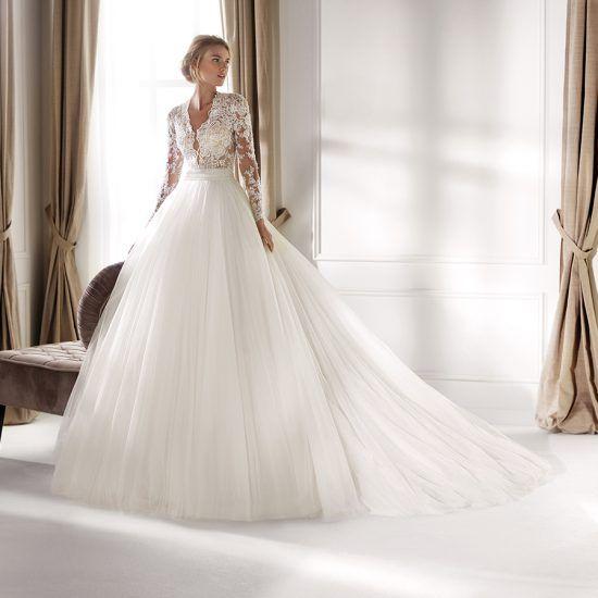 Photo of NICOLE wedding dress collection 2020 | Parisian bride