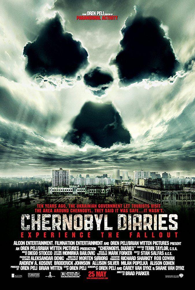 Chernobyl Diaries 2012 Chernobyl Atividade Paranormal Paranormal