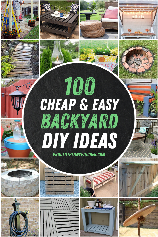 24++ Easy diy backyard ideas information