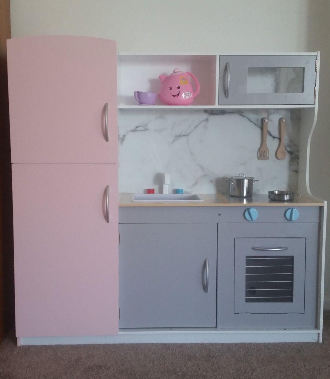 Zoë\'s kmart kids kitchen hack | kitchen | Pinterest