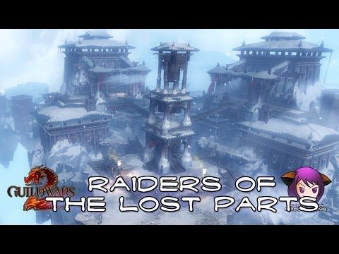 Edge Of The Mists Raiders Of The Lost Parts Mists Guild Wars Guild Wars 2