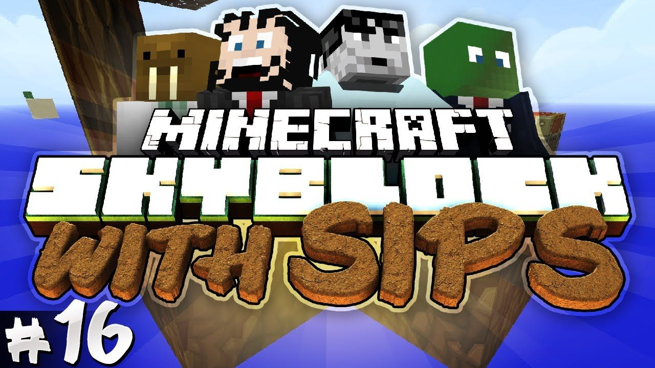Minecraft: Skyblock with Yogscast Sips #16 - Make or Bake