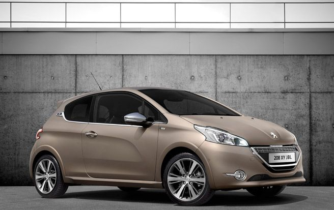 Opel Astra Opc Extreme Prototipo Coupe Exterior Cenital Frontal