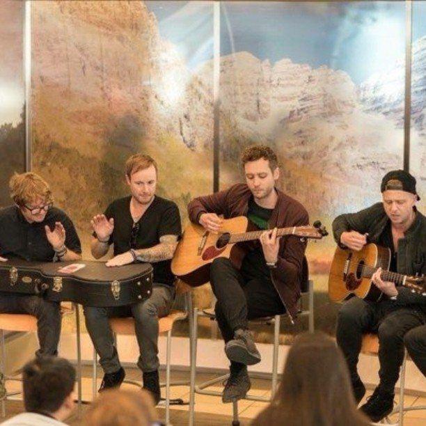onerepublic-russia: OneRepublic performed for... - OneRepublic is my Man Band