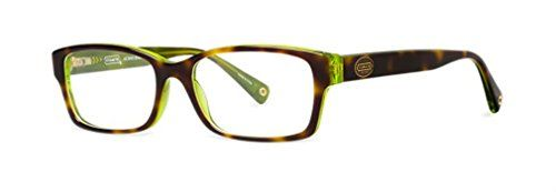 bb954e045e Browse glasses for women online or stop into a LensCrafters for help  finding the perfect pair of women s glasses. COACH Eyeglasses HC 6040 5117  Tortoise ...