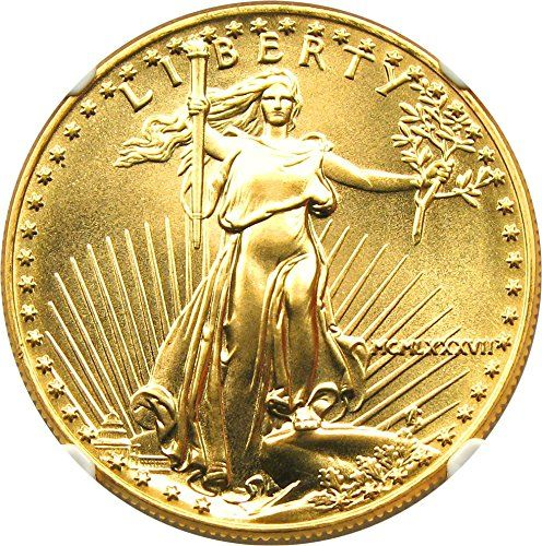 1987 P $50 American Eagles - Gold Gold Eagle Fifty Dollar MS69 NGC *** You can find more details by visiting the image link.