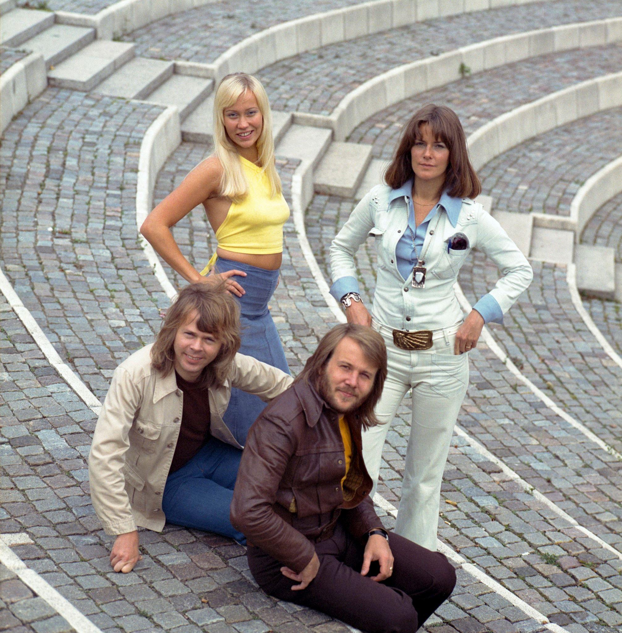 Resultado de imagen de abba summer 1973