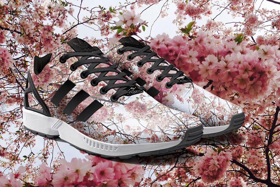 Adidas Flux Flower