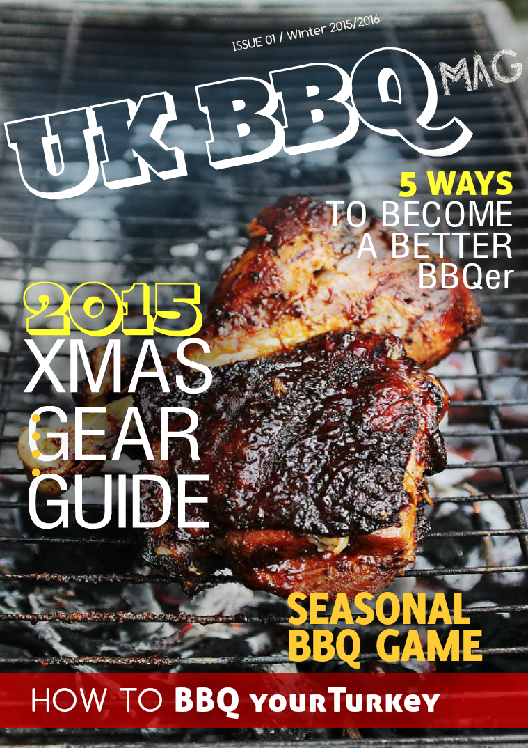 UK BBQ Mag Winter 2015/2016