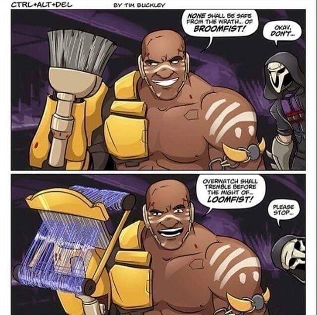 Doomfist No Overwatch Overwatch Overwatch Comic Overwatch Memes
